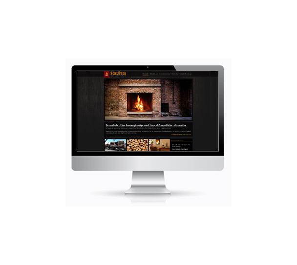brennholz-webdesign